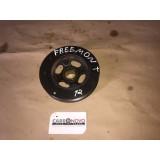 Polia Do Virabrequim Fiat Freemont 2.4 2012 Original Cx01