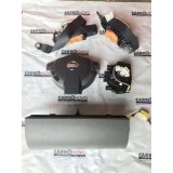 Kit Airbag Nissan Frontier 2015 C/ Controle De Som