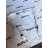 Cortina Airbag Teto Lado Esquerdo Ford Ranger Limited 2015