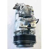 Compressor Do Ar Condicionado Bmw 320i 2015 Cx22 24