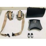 Kit Air Bag Toyota Hilux  Sw4 2012 A 2015 Original