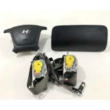 Kit Airbag Hyundai Santa Fé 2009 Original