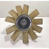 Hélice Com Polia Viscosa S10/blazer V6 Original Cx 129