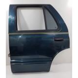 Porta Traseira Esquerda Chevrolet Blazer 1998 Original -30